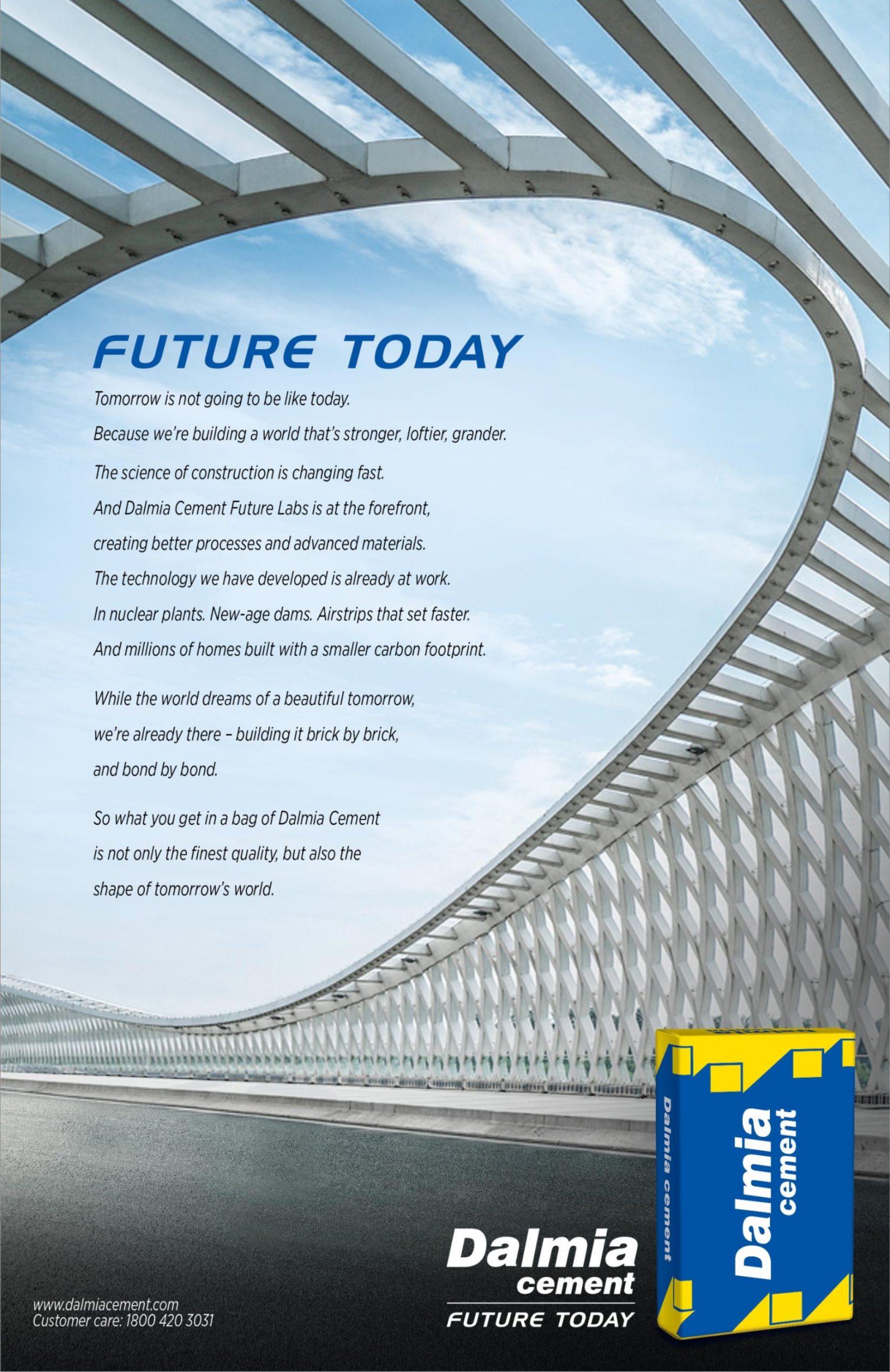 Dalmia Cement Future Today